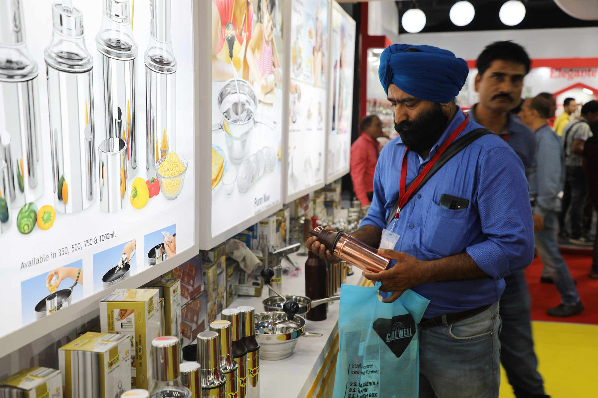 Visit 11th Indian Stainless Steel Houseware Show January
